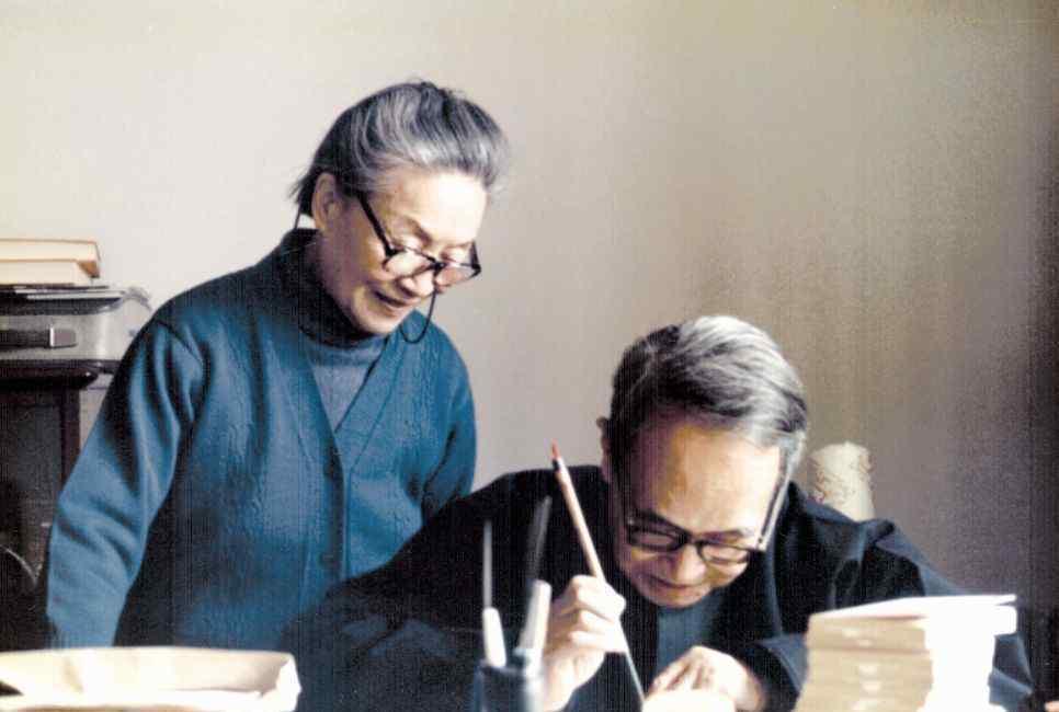 石定果 石定果:纪念我的舅母杨绛先生